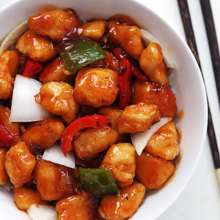 Healthy Sweet and Sour Chicken