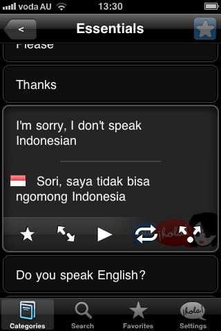 Lingopal印度尼西亞精簡版