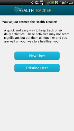 Health Risk Tracker