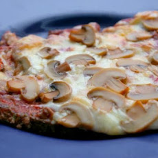 Hamburger-Crust Pizza