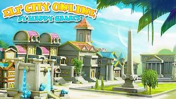 Screenshot of Elf City