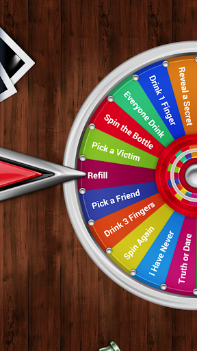 Party Games: Drinking Wheel - screenshot