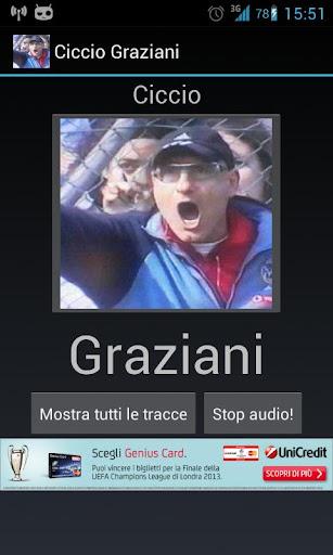 【免費娛樂App】Il meglio di Ciccio Graziani-APP點子