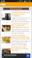 Screenshot of Makan di Mana