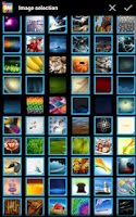 Screenshot of Mosaicture - Photo Mosaic