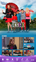 Screenshot of WATCH Disney Channel