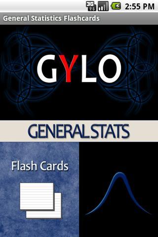General Statistics Flashcards