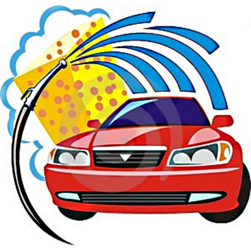 IdealTimeFor.com Car Wash LOGO-APP點子