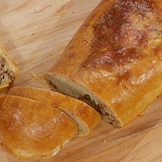 Spicy Italian Sausage and Cheese Bread
