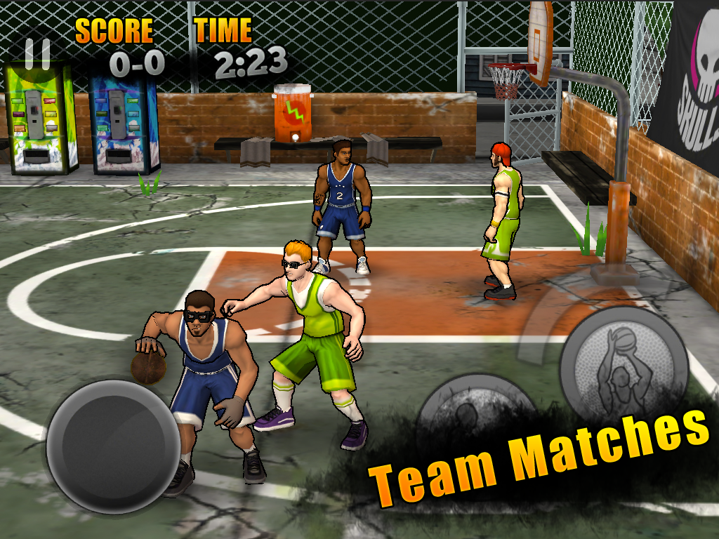 Jam League Basketball Screenshot 10