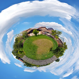 Tiny planet by Ђорђе Новаков - Digital Art Things
