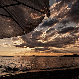 by Makis Aliferis - Landscapes Beaches
