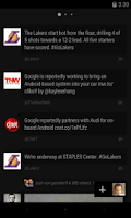 Screenshot of Carbon for Twitter