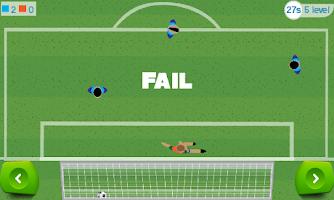 Screenshot of FootballMe: Penalty Goalkeeper