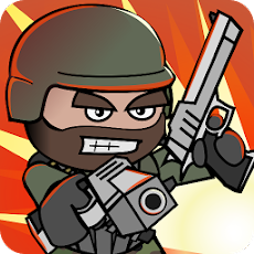 Doodle Army 2 : Mini Militia Mod Apk (Pro Pack Unlocked & More)