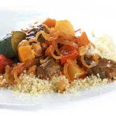 Couscous with Lamb Stew