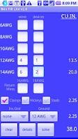 Screenshot of Box + Conduit Fill Lite