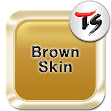 Brown Skin for TS Keyboard