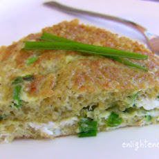 Quinoa Power Omelet