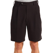Tommy Bahama - Flying Fishbone Short (Black) - Apparel