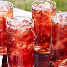 Blueberry Iced Tea