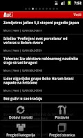 Screenshot of Balkan Novosti