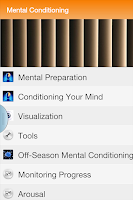 Screenshot of Mindfuel