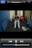 Screenshot of Gym Genie