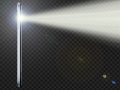 Free Download Galaxy S4 LED Flashlight APK for Samsung