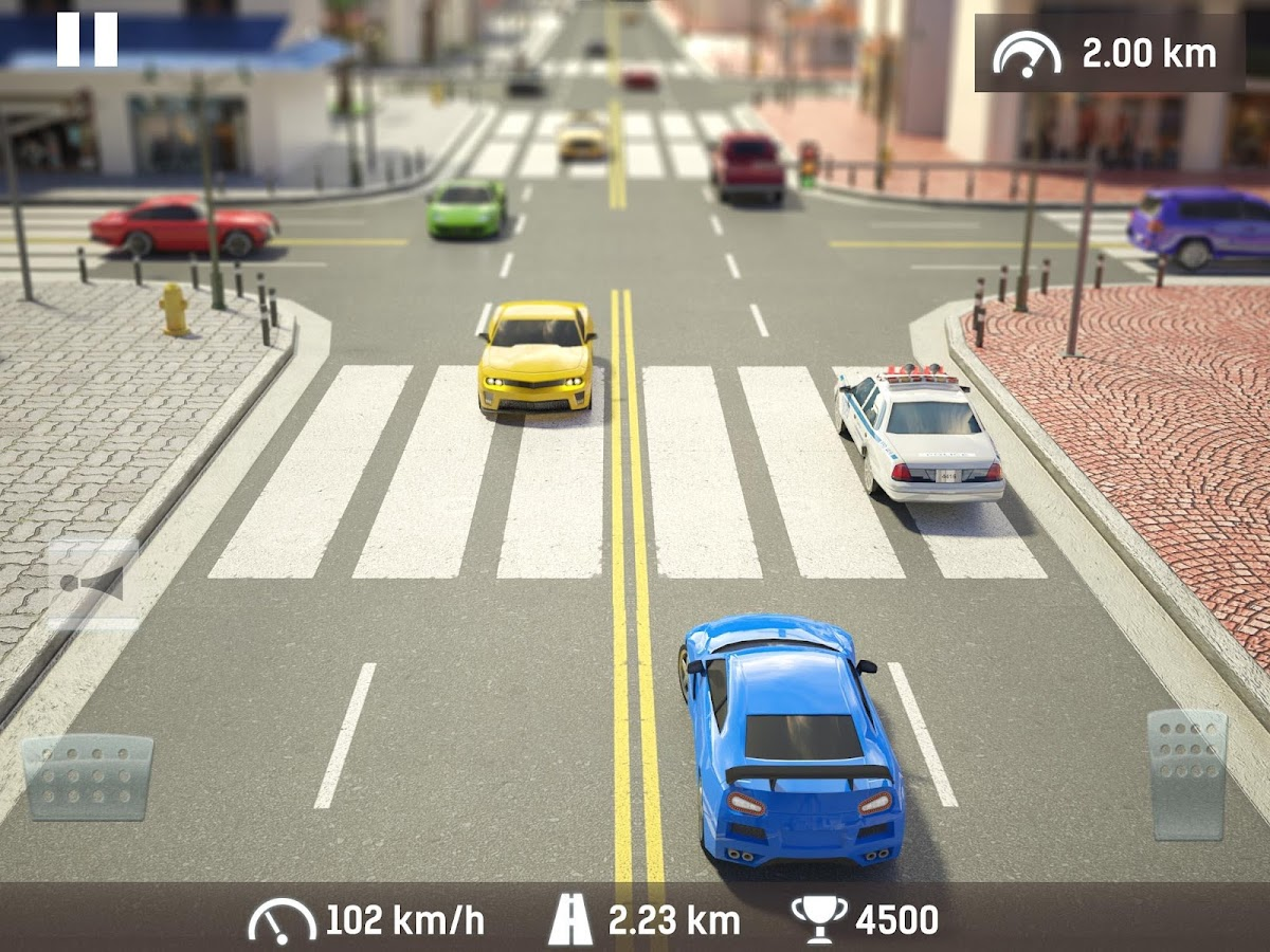 Traffic: Illegal Road Racing 5 Screenshot 11