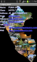 Screenshot of Perú guide