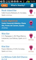Screenshot of Lanzarote Hotels Map & Guide