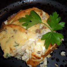 Tunisian Meat Pie