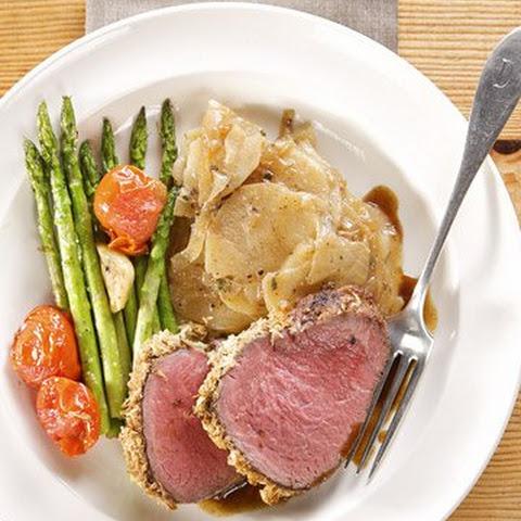 Steak Diane Recipe  Emeril Lagasse  Food amp Wine