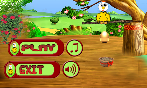 Chick Fly Egg Mania - screenshot