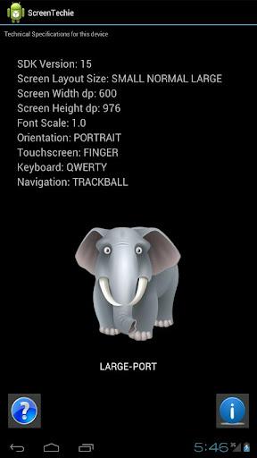 Screen Techie Info