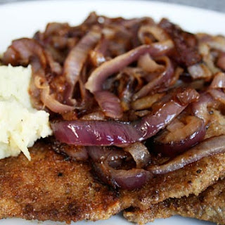 Breaded Liver And Onion Recipes