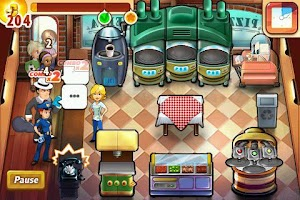 Screenshot of Pizza Shop Mania Free