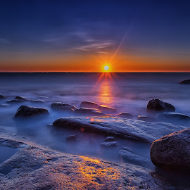 by Jari Johnsson - Landscapes Sunsets & Sunrises