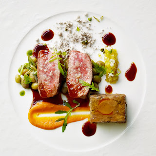 Herb Roasted Spring Lamb Loin