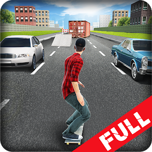 Cover art Street Skater 3D: 2 FULL