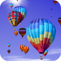 Hot Air Balloons Wallpaper icon