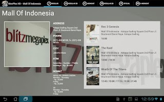 Screenshot of MovPlex HD
