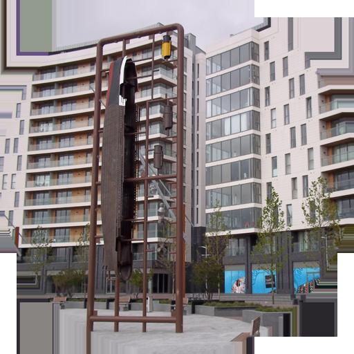 Belfast Public Art Guide LOGO-APP點子