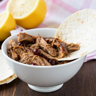 Shredded Taco Meat In A Slow Cooker