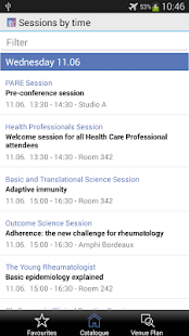 EULAR 2014 - screenshot