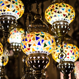Lamps by Shyam Kumar Ravisankar - Novices Only Objects & Still Life ( lamps, lights, turkey )