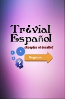 Screenshot of Trivial Español