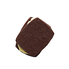 Chocolate Malt Sandwiches