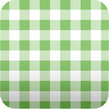 cute green plaid wallpaper